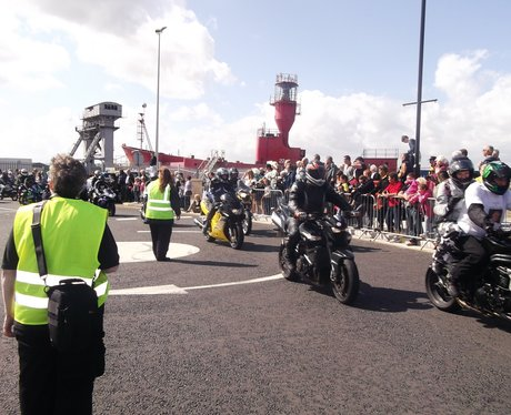 Essex Air Ambulance Motorbike Run 2011