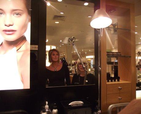 Paulina's make-over