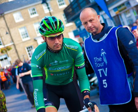 Tour of Britain - Suffolk