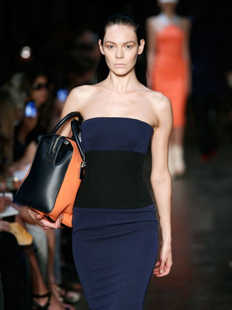 victoria beckham new york fashion week spring 2012