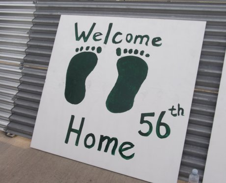 Welcome Home Signs