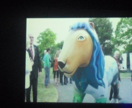 Bournemouth Lion Pride- The Auction