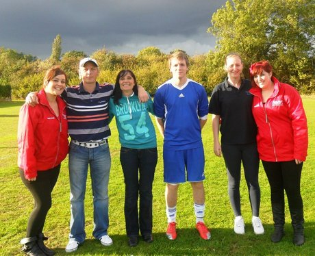 Charity Day for Keech Hospice