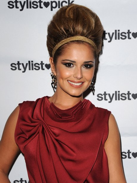 Cheryl Cole London Fashion Week