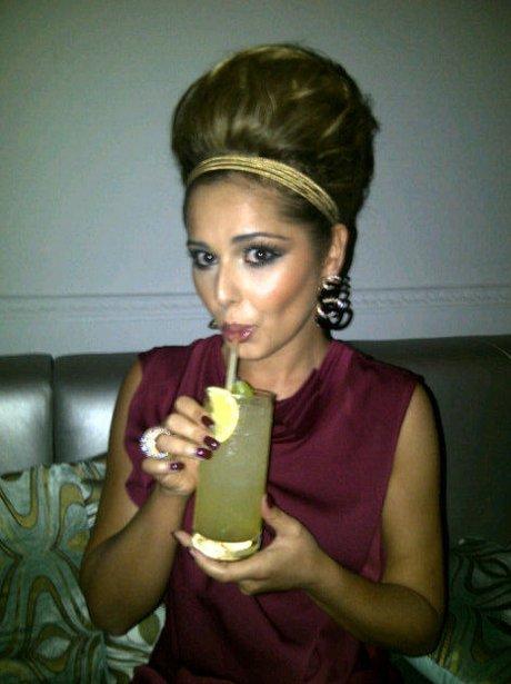 Cheryl Cole September 2011