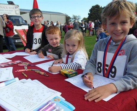 Faversham Fun Run 18/9/11