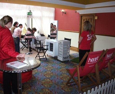 Ladies Lounge at Celtic Royal