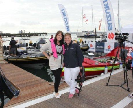 Ladies Day 2011 Powerboat Challenge