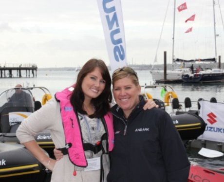 Ladies Day 2011 Powerboat Challenge
