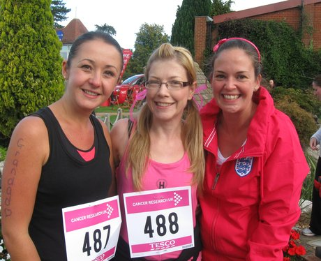 Race for Life Lingfield