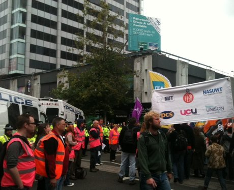 Right to Work March