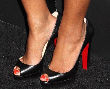louboutin peep-toes