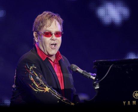 Elton John 2011