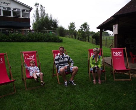 Heart Angels at Marwell Wildlife
