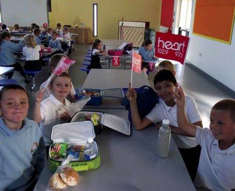 Jennett's Park Church of England Primary School