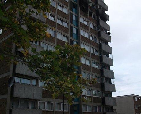 Tower block fire