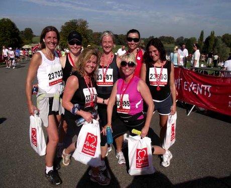 Blenheim Palace Half Marathon