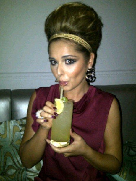 Cheryl Cole on twitter