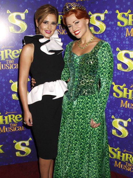 Cheryl Cole 'Shrek the Musical
