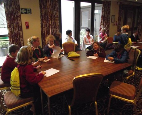 Junior Road Safety Officers Day