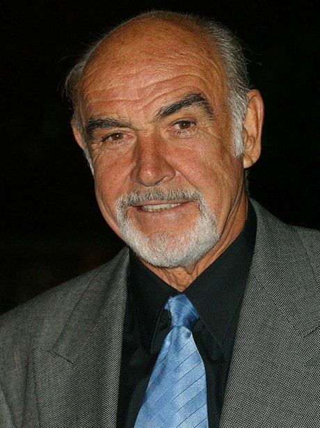 sean connery smiling