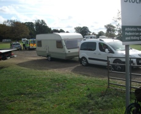 Travellers Moved From Stockwood Park