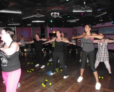 Zumba In the Nightclub