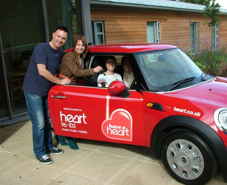 Have a Heart Mini (Suffolk)
