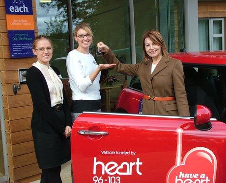 Have a Heart Mini (Suffolk)