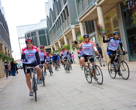 Red Arrows Cycle Ride