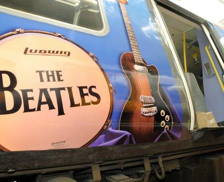 Beatles train