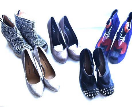stars' shoes