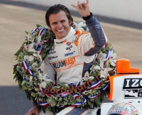 Dan Wheldon killed