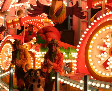 Float at Taunton Carnival 1