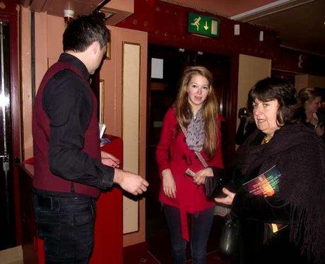 Matt at New Oxford Theatre