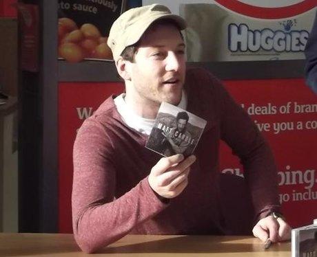 Matt Cardle In Colchester