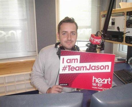 Matt is #TeamJason