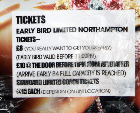 Northampton Nightclub Crush Death