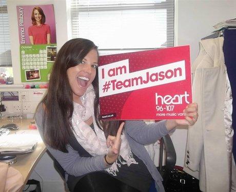 #TeamJason