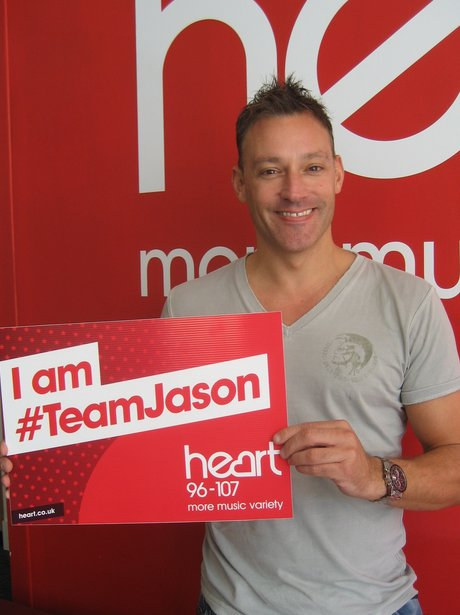 Toby is #TeamJason