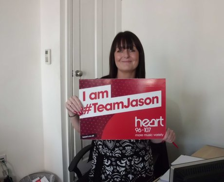 Supporting Team Jason