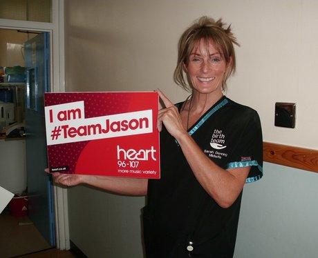 Supporting Team Jason