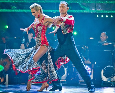Jason Donovan 'Strictly Come Dancing""