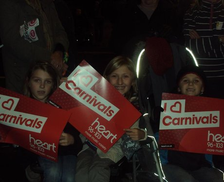 Bridgwater Carnival 2011