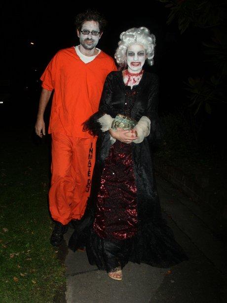 Celebrity Halloween Watch