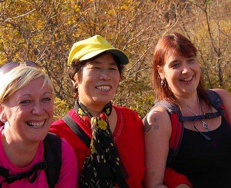 China Trekkers smiles all round