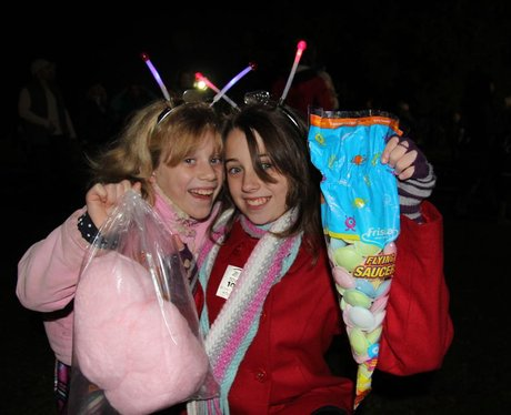 Christchurch Park Fireworks