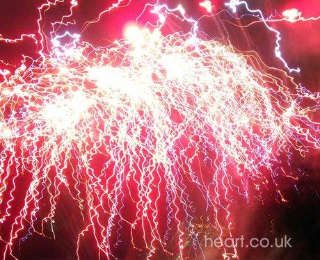 Drayton Manor Fireworks