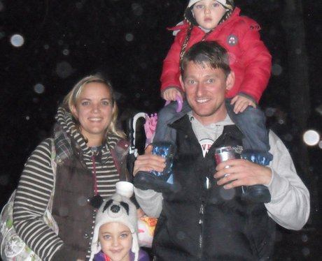 Fairlands Valley Park Stevenage Fireworks
