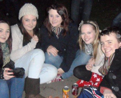 Fairlands Valley Park Stevenage Fireworks